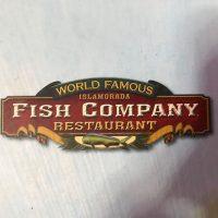 Grabbing lunch at #islamoradafishcompany